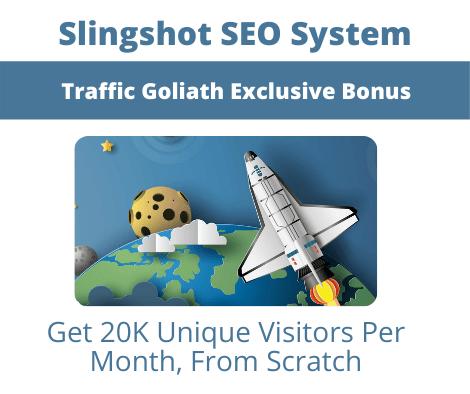 Traffic Goliath Bonus 2